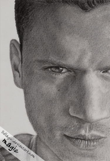 Wentworth Miller by magic